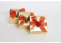 4pc Holiday Truffle Box