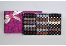 Silk Truffle Box